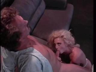 Classic porn with Rebecca Wild picking up a boy at the bar and getting fucked