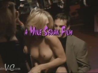 Smokin' Hot Blake Pickett Gives a Bonerific Topless Lap Dance