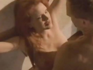 Redhead Regina Russell Giving Head To a Fortunate Dude