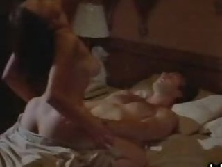Stunning Busty Dark brown Rhea Hanson-Nichollis' Hot Fuck Scene