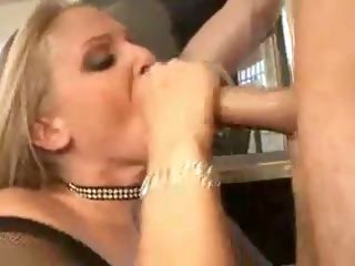 Julia Ann arouses and receives fucked hard