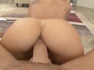Best body babe Rachel Starr hardcore sex