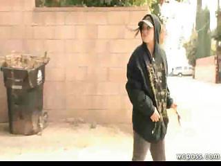 Teen Cat Burglar Interracia