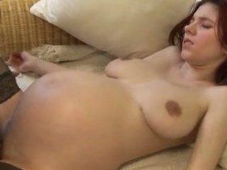 sexy cute preggo fucking