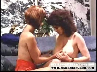 Lesbian Scene (Vintage)