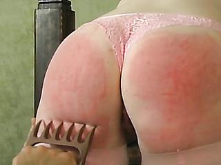 Rick slaps butt-cheeks