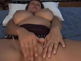 Horny wife private sex video