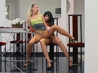 Rosaline&Sophia wicked hose movie