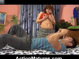Viola&David nasty older movie