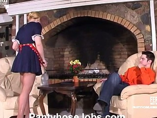 Susanna&Adam wicked hose job scene