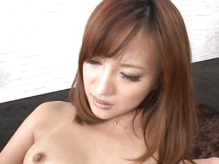 beautiful nippon milf enjoying a anal fuck