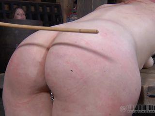 spanking a big booty milf