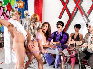 XXX Fucktory - The Parody Italian Style