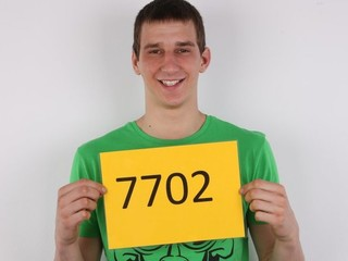 CZECH GAY CASTING - LUKAS (7702)