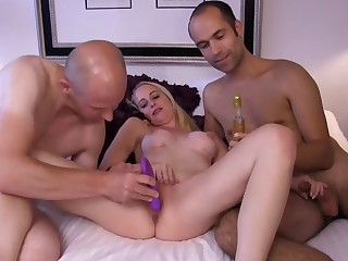 Awesome homemade Toys, Blonde porn movie