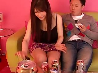 Anri Okita in Insult Body Doll part 2.1