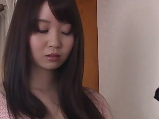 Horny Japanese chick Aika Yumeno in Exotic JAV censored Fingering, Hairy scene