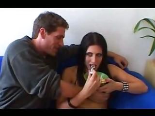 masturbating video