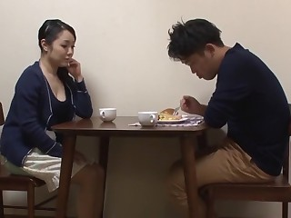 Incredible Japanese girl Ai Matsuyama in Hottest cougar, couple JAV scene