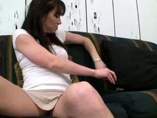 Hot slutty milf that likes fucking big hard cock