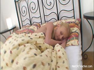 Gal Gets Fucked In Sleep